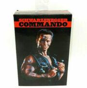 NECA 30th ANNIVERSARIO – Arnold Schwarzenegger: Commando Action Figure