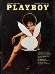 Playboy Italia (novembre 1972) PRIMO NUMERO!!!