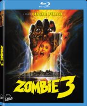 Zombi 3 (Blu-Ray + CD)