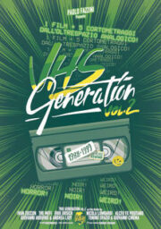 Vhs Generation Vol. 2: My Lovely Burnt brother + shorts