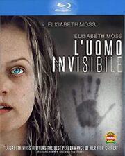 Uomo invisibile, L' (2020) Blu Ray