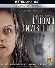 Uomo invisibile, L' (2020) 4K+Blu-Ray