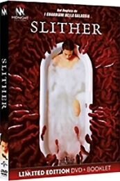 Slither (Ltd) Dvd+Booklet