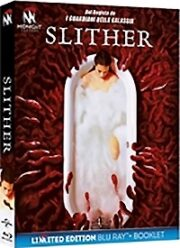 Slither (Ltd) Blu Ray+Booklet