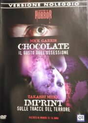 """Masters of Horror: Takashi Miike's """"Imprint"""" + Mick Garris """"Chocolate – il gusto dell'ossessione"""""""