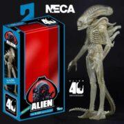 Alien 40th anniversary Figure: Alien Prototype Suit (17cm)