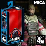 Alien 40th anniversary Figure: Dallas (17cm)