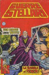 Guerre stellari n. 12 – A fumetti il più spettacolare film di fantascienza