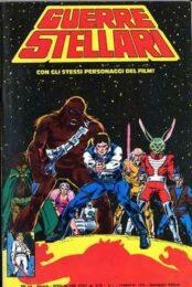 Guerre stellari n. 4 – A fumetti il più spettacolare film di fantascienza