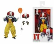 Pennywise It 1990 Ultimate Clothed 18cm