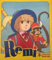 Remi – Album figurine Panini COMPLETO (originale 1979)