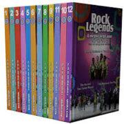 Rock Legends – Il meglio degli anni '50 '60 '70 (collezione completa 12 DVD)