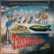 Thunderbirds (2 LP GATEFOLD) Blue Vinyl