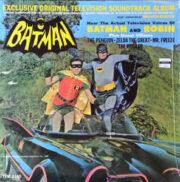 Nelson Riddle – Batman (Exclusive Original Television Soundtrack Album) (LP)