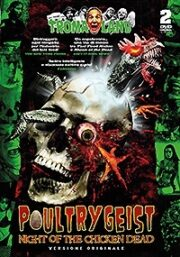 Poultrygeist – Night of the chicken dead (2 DVD) Troma collection