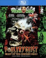 Poultrygeist – Night of the chicken dead (Blu Ray + DVD) Troma collection