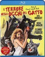 Terrore Negli Occhi Del Gatto, Il (Blu Ray)