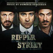 Ripper Street – Original Television Soundtrack: Series 1/3 (CD)
