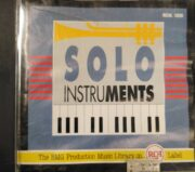 BMG Production Music Library on RCA label: Solo instruments