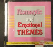 BMG Production Music Library on RCA label: Romantic and emotional themes (CD)