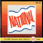 BMG Production Music Library on RCA label: National (CD)