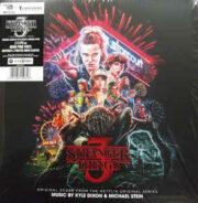 Stranger Things 3 – Original Score From The Netflix Original Series (2 LP on NEON PINK VINYL)