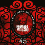 Profondo Rosso  – 45 Anniversary (CD digipack)