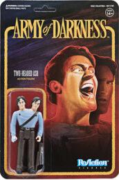 Armata delle tenebre, L' Army Of Darkness ReAction Two-Headed Ash