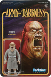 Armata delle tenebre, L' Army Of Darkness ReAction Pit Witch