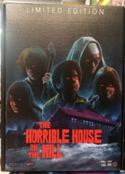 Horrible house on the hill, The DVD+VHS Limited 99