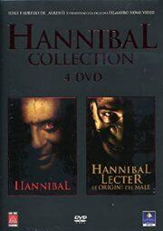 Hannibal Collection (4 DVD BOX SET)