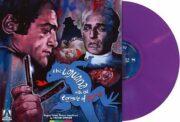 Iguana dalla lingua di fuoco, L' (Purple vinyl) Gatefold