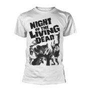 Notte dei morti viventi, La (T-shirt) Bianca