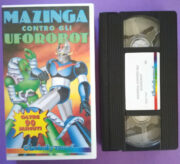 Mazinga contro gli Ufo Robot (VHS)
