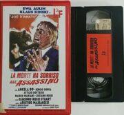 Morte ha sorriso all'assassino, La (VHS)