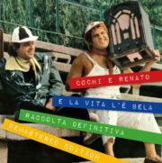 Cochi E Renato – E La Vita L'È Bela: Raccolta definitiva – Remastered Edition (4 CD)