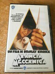 Arancia Meccanica (VHS)