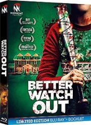 Better Watch Out (Blu Ray+Booklet)