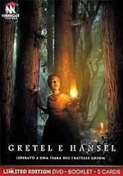 Gretel E Hansel (DVD+Booklet)