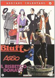 Celentano collection: Asso + Il bisbetico domato + Bluff (3 DVD BOX SET)