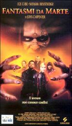 Fantasmi da Marte (VHS)