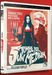 Cinque tombe per un medium (Blu Ray)