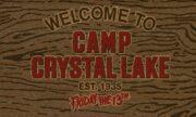 Venerdi 13 Friday the 13th Cristal Lake Zerbino