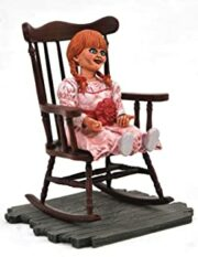 Annabelle Movie Gallerty statue