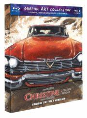 Christine – La Macchina Infernale (BLU RAY) Graphic art edition