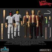 Warriors – I guerrieri della notte set 5 figure