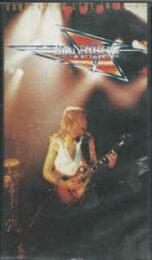 Vandenberg – Live in Japan (VHS)
