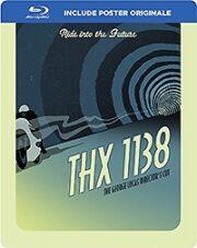 Uomo che fuggì dal futuro, L' (THX 1138) (Blu-Ray+Poster) SteelBook