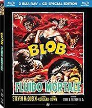 Blob Fluido Mortale (2 Blu-Ray+Cd) Edizione Limitata Numerata 1000 Copie