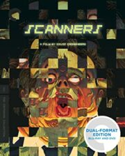 Scanners – Criterion Collection (DUAL FORMAT ED. 2 DVD + BLU RAY SENZA ITALIANO)
